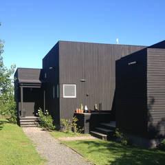 Casas prefabricadas de estilo  por homify