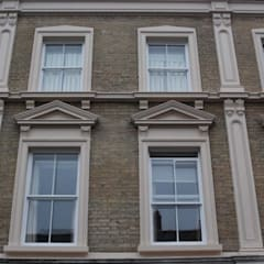 Knightsbridge Apartments, London:  Houses by 4D Studio Architects and Interior Designers, Classic