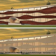 Day-SPA - Projektentwicklung Moderne Praxen von GID│GOLDMANN-INTERIOR-DESIGN - Innenarchitekt in Sehnde Modern