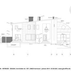 """Villa """"Vladlena"""" - Wolgograd, Russland: modern  von GID│GOLDMANN-INTERIOR-DESIGN - Innenarchitekt in Sehnde,Modern"""