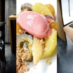 hanging bar-5: Restaurants de style  par ATELIER JMCA