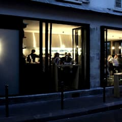 Hanging Bar: Restaurants de style  par ATELIER JMCA