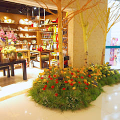 Artificial:  Offices & stores by (uncommon) landscape consultants,