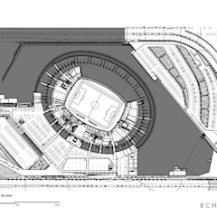 NEW MINEIRÃO: Estádios  por BCMF