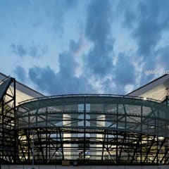 Projekty,  Stadiony zaprojektowane przez GCP Arquitetura & Urbanismo