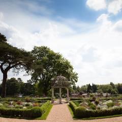Grand Terrace :  Garden by Cool Gardens Landscaping