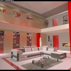 Interior Design: Case in stile  di GF Studio Design