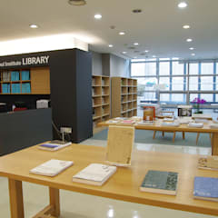 ​The Seoul Institute Library 2012, Seochogu, Seoul, Korea: Design Solution의  회의실
