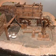 متاحف تنفيذ Carro Artesano