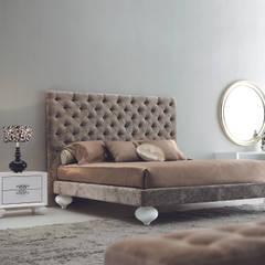 Спальня Palermo: Спальни в . Автор – Neopolis Casa, Классический