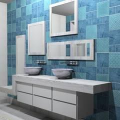 ห้องน้ำ by Acquario Due