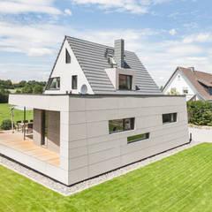 Um- und Anbau Wohnhaus Wukowojac in Mellrichstadt:  Häuser von wukowojac architekten