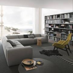 Bolton divano:  in stile  di Giuseppe Viganò, Moderno