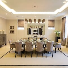 Modern Dining Room Design Ideas Pictures L Homify