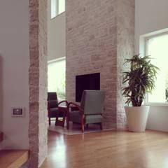 اتاق نشیمن by m12 architettura design