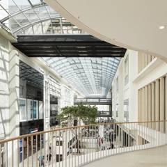 مراكز تسوق/ مولات تنفيذ Ortner & Ortner Baukunst Ziviltechnikergesellschaft mbH