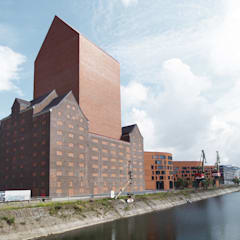 Office buildings by Ortner & Ortner Baukunst Ziviltechnikergesellschaft mbH