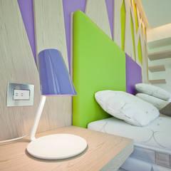 Hotels by Daniele Menichini Architetti, Modern لکڑی Wood effect