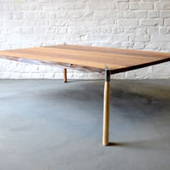 WOODSMAN AXE TABLE:   by Duffy London