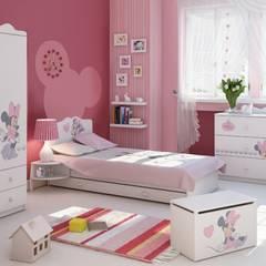 ห้องนอนเด็ก by Möbelgeschäft MEBLIK