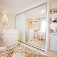 Dormitorios infantiles de estilo  por VITRAL arquitetura . interiores . iluminação