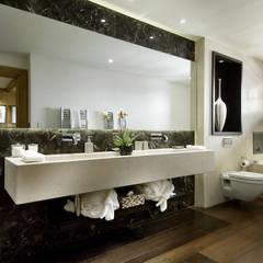Bespoke Bathrooms:  Bathroom by Wilkinson Beven Design