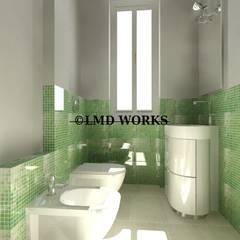 حمام تنفيذ Inarte Progetti di Lucio Mana, إنتقائي