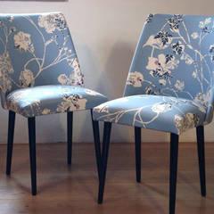 """""""Blütt""""-Stuhl von jeannis.art Mediterran"""