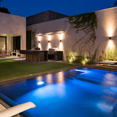 Pool by Rousseau Arquitectos