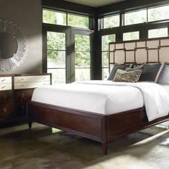 Caracole Interiors: tropische Schlafzimmer von Sweets & Spices Dekoration und Möbel