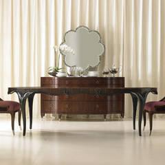 Caracole Interiors:  Wohnzimmer von Sweets & Spices Dekoration und Möbel