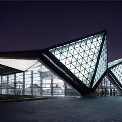 Projekty,  Stadiony zaprojektowane przez Conceptlicht GmbH
