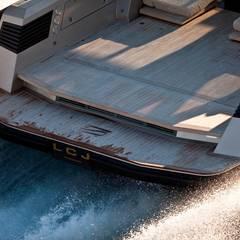 Wally//47: Yachts & Jets de style  par Wally, Moderne