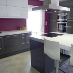 Kitchen by Audrey Ardalan, Modern