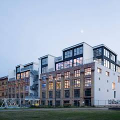 Office buildings by kinzo-berlin