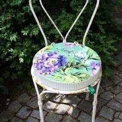 Das runde Sitzkissen:   von BauernAdel,Ausgefallen