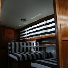 Yachts & jets by Laura Marini Architetto, Colonial