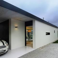 Vivienda en Villagarcía: Casas de estilo  de Nan Arquitectos