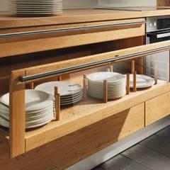 Küche Rondo:  Küche von Eckhart Bald Naturmöbel