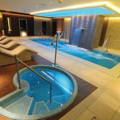 Health spas installation from Leisurequip by Leisurequip Limited Modern