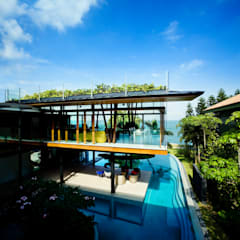 FISH HOUSE:  Houses by Guz Architects,