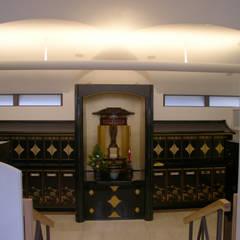 別棟内観その3: プライム建築設計が手掛けた会議・展示施設です。
