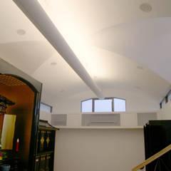 別棟内観その4: プライム建築設計が手掛けた会議・展示施設です。
