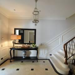 Corridor & hallway by archbcstudio
