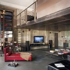 Salas / recibidores de estilo  por vemworks