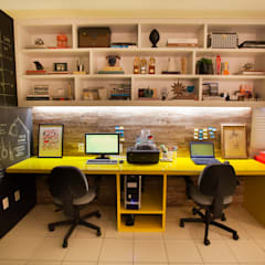 Study/office by Passo3 Arquitetura