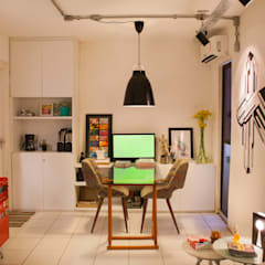 Study/office by Passo3 Arquitetura, Industrial