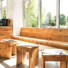 Oficinas de estilo  por edictum - UNIKAT MOBILIAR,