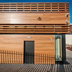 Office buildings by Jefferson Sheard Architects
