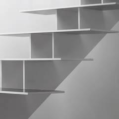 Treppe Moderne Häuser von pier7 architekten gmbh Modern